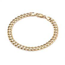 Bransoletka złota łańcuch