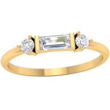 Ponadczasowy pierścionek...