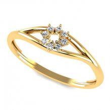 Stylowy pierścionek...
