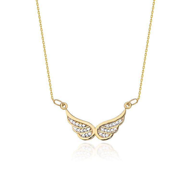 Celebrytka skrzydła motyla